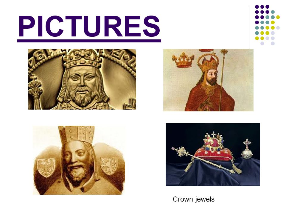 PICTURES Crown jewels