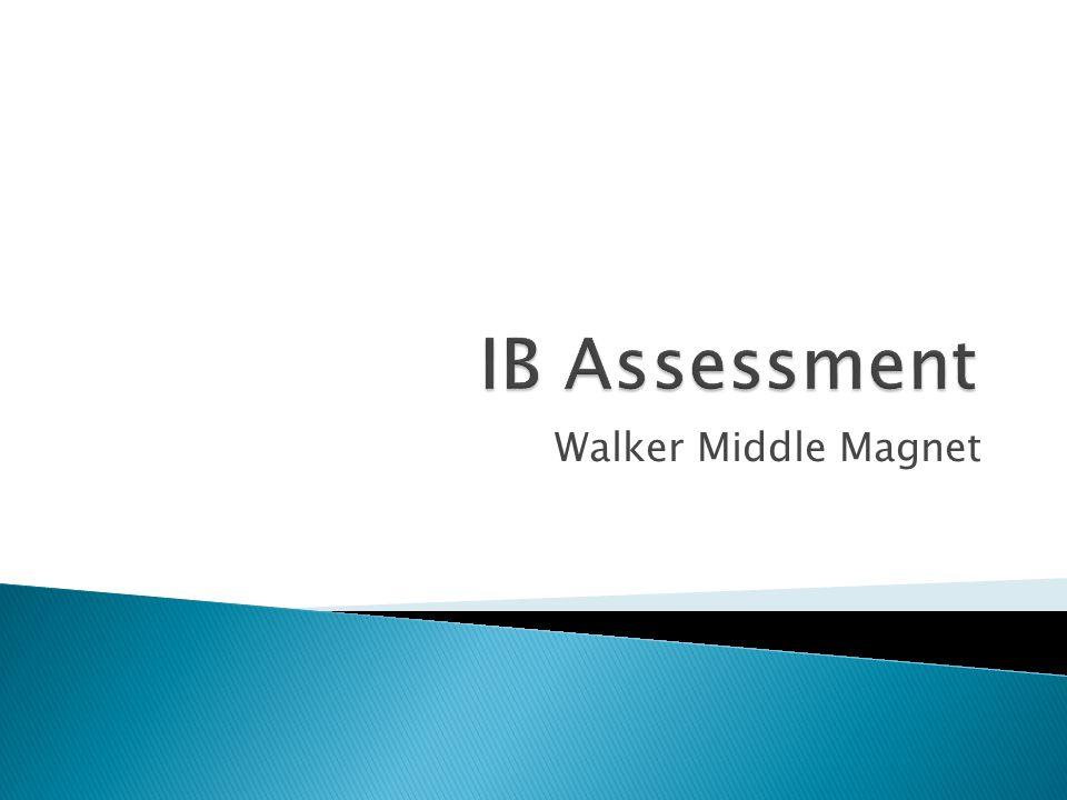 Walker Middle Magnet
