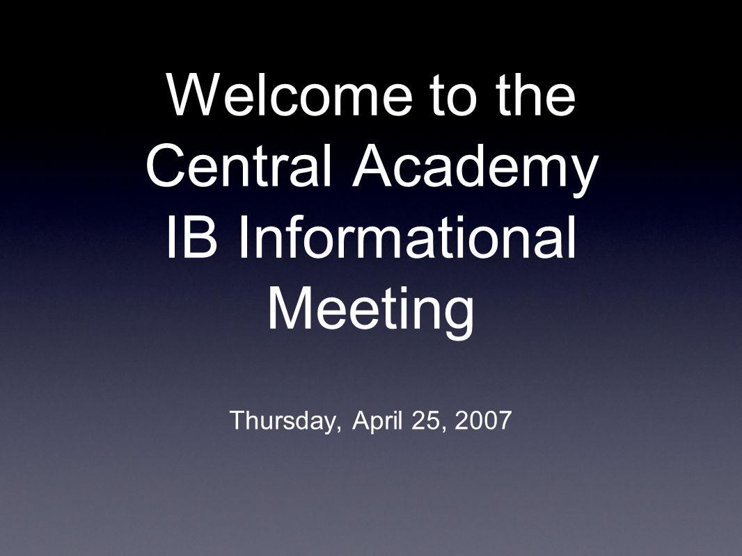 Part 4 Product Individual Presentation – 10-15 minutes