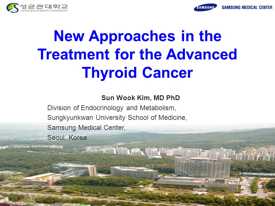 Side effects of molecular targeted therapies Fatigue, Hypertension, Anorexia, Diarrhea Cytopenia, Skin toxicities - Dose reduction in 11-73% - Withdrawal in 7-25% Serum TSH should be monitored - T4 dose increase is needed sometimes Cutaneous squamous cell cancers and keratoacanthomas in up-to 21% of patients treated with BRAF inhibitors 32