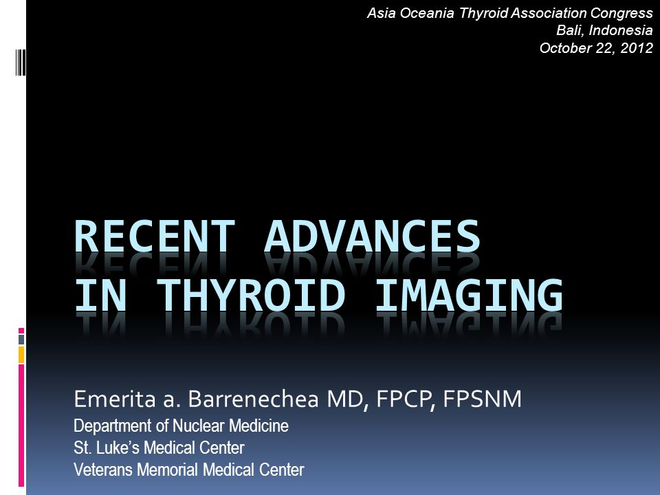 Thyroid gland-very accessible