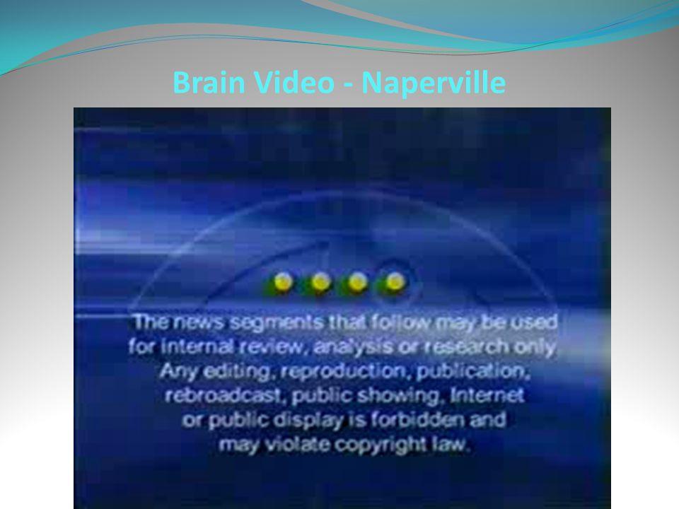 Brain Video - Naperville