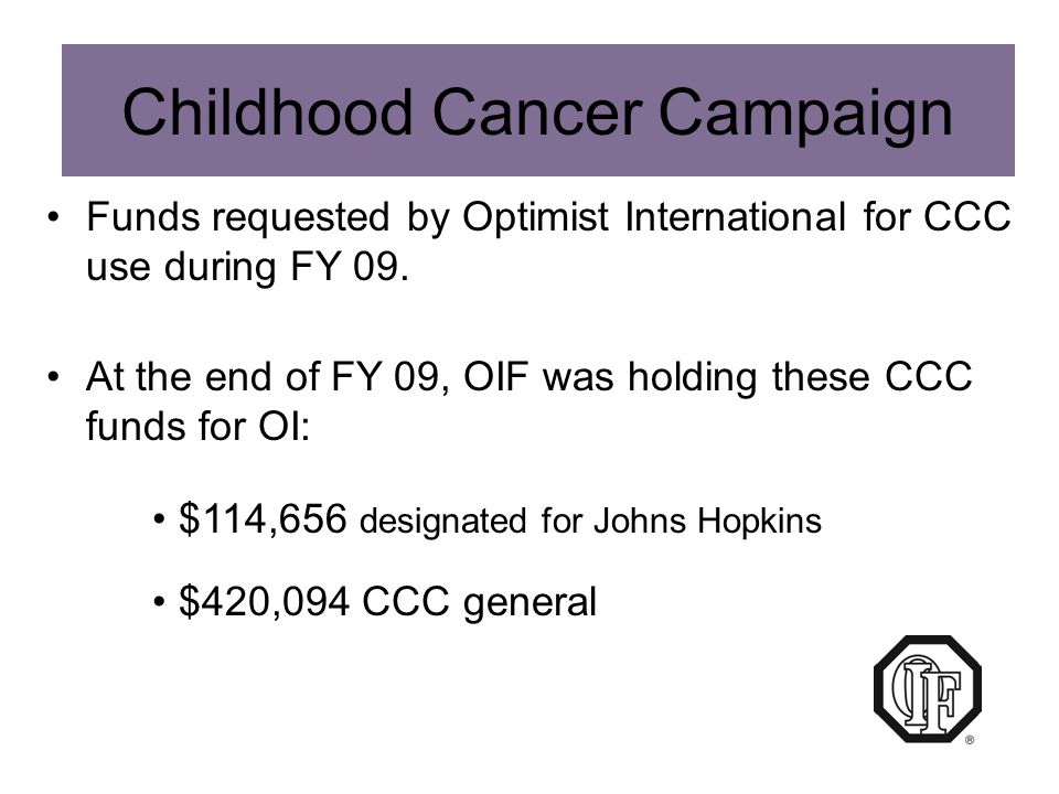 General OI Grants Expenditures = $1,493,146 Total Gifts= $1,324,188 $596,377 40%
