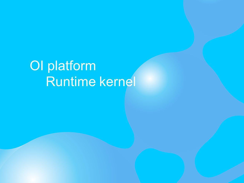 OI platform Runtime kernel