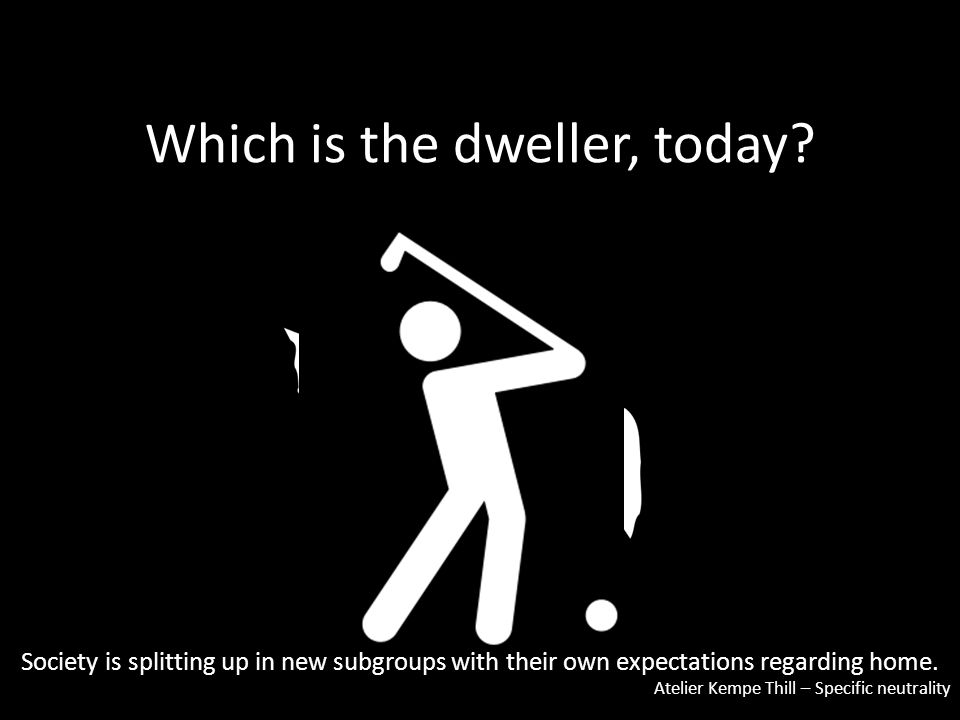 Which is the dweller, today? ?