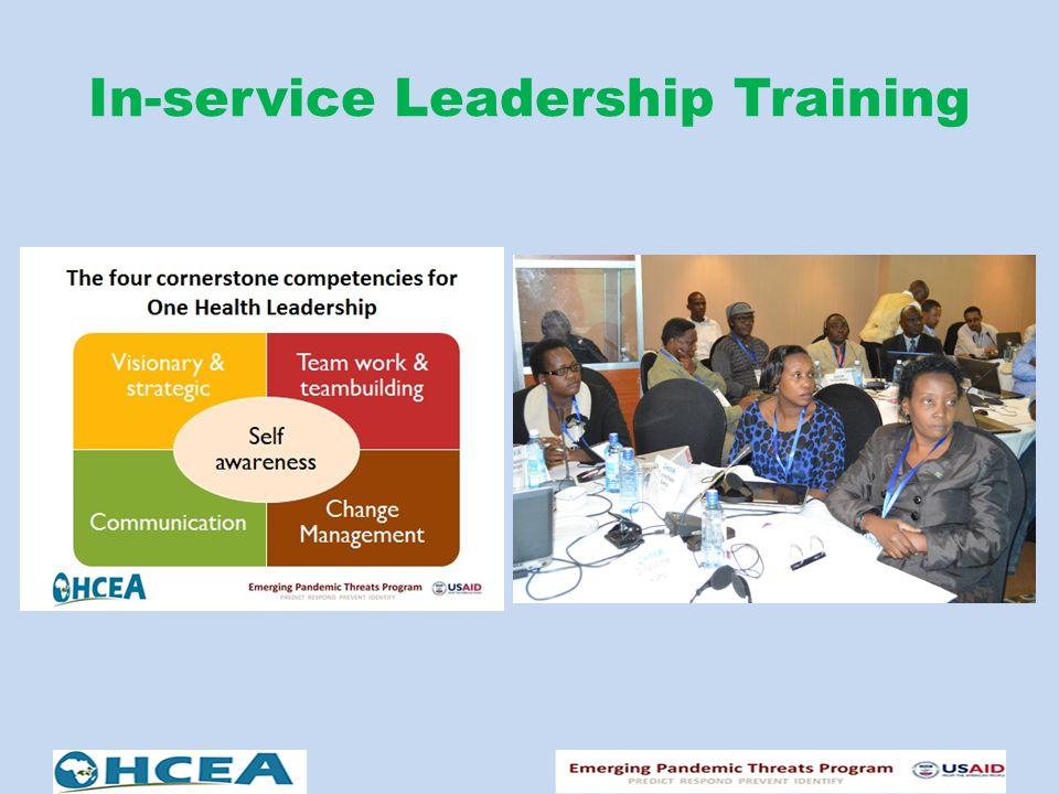 In-service Leadership Training