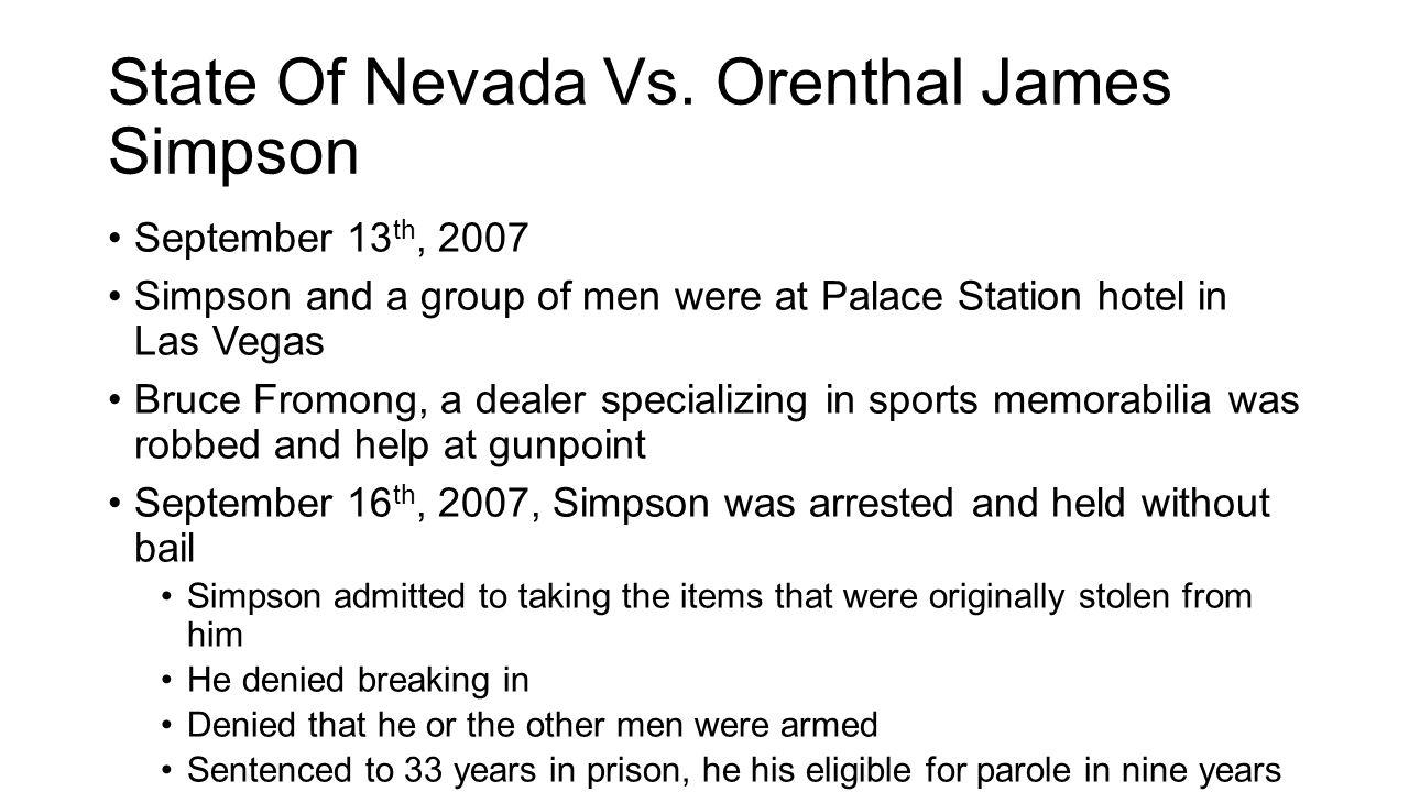 State Of Nevada Vs.