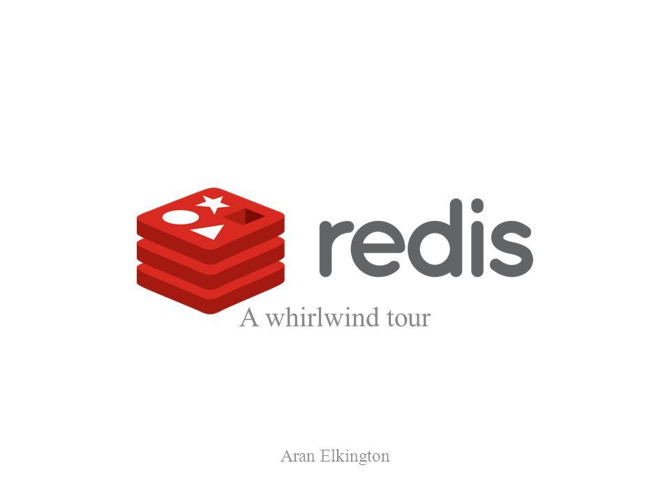 A whirlwind tour Aran Elkington