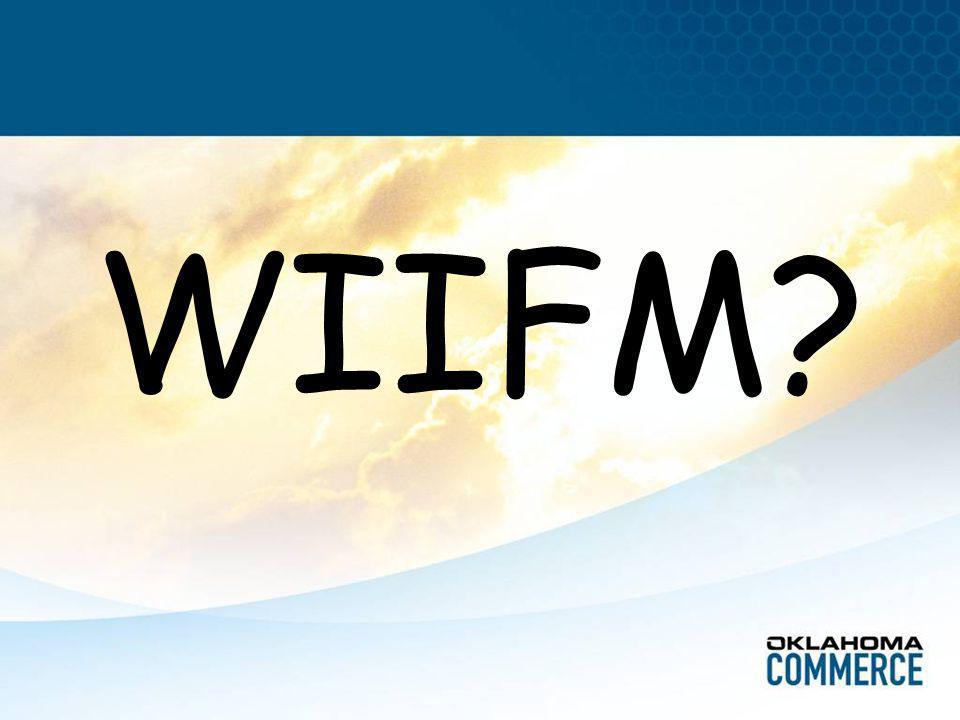 WIIFM?