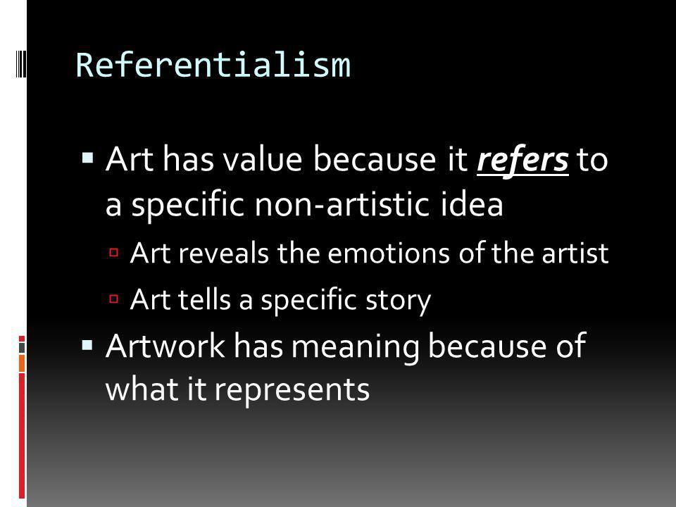 What do you think. Write a brief essay explaining your preferred way of perceiving art.