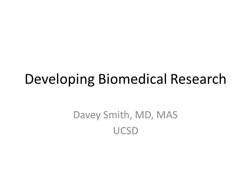 Hypothesis If we enhance biomedical research capacity through a UEM-UCSD partnership, then we will expand academic capability of UEM faculty
