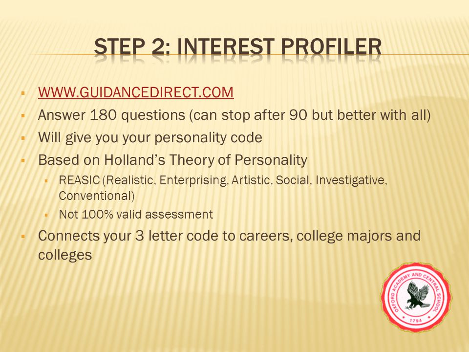  WWW.GUIDANCEDIRECT.COM WWW.GUIDANCEDIRECT.COM  You can use guidance direct career connections to create a simple resume  In order to do this, click on Resume Writer  Click on Create or Edit  Fill in required fields then Save and Continue  Upon completion you will be able to print a resume