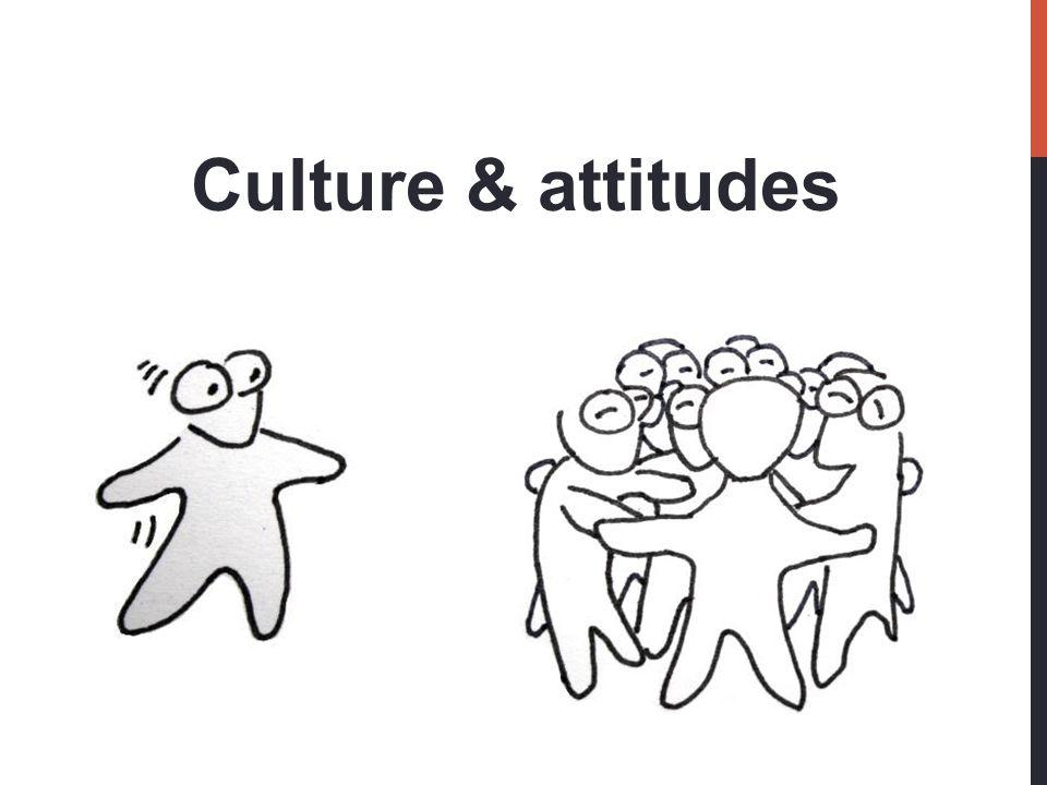 Culture & attitudes