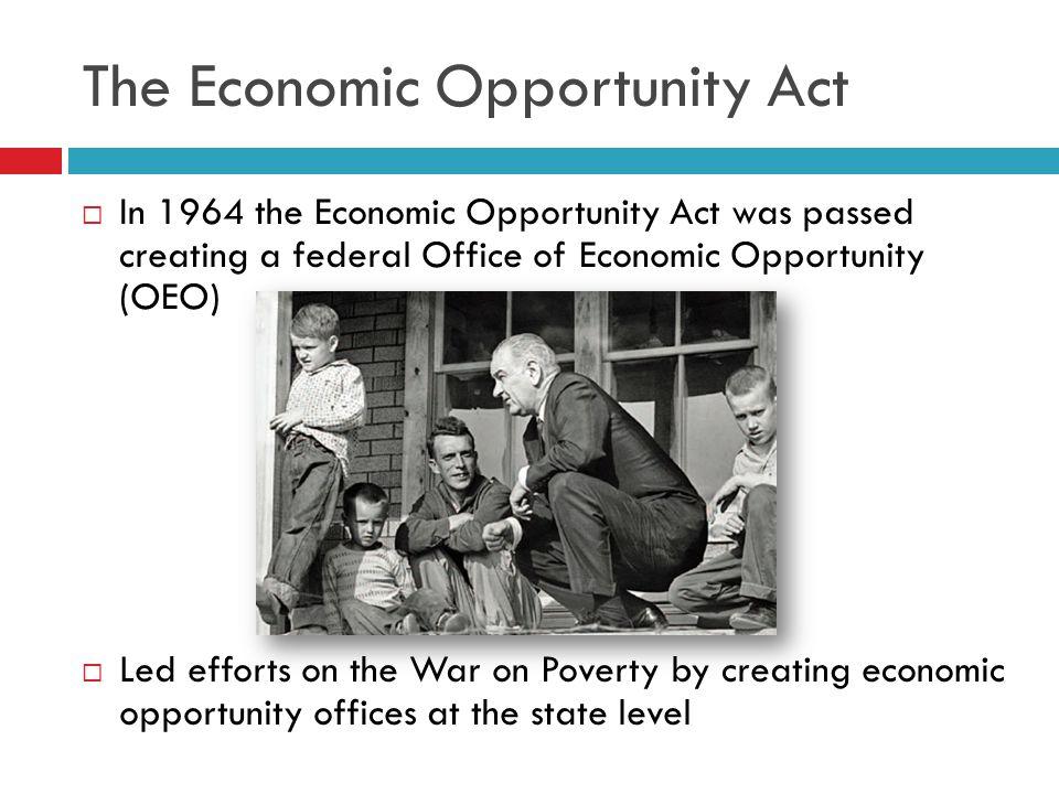 Community Services Block Grant  The Economic Opportunity Act evolved into the Community Service Act of 1974  The Community Service Act of 1974 preceded the CSBG Act of 1981.