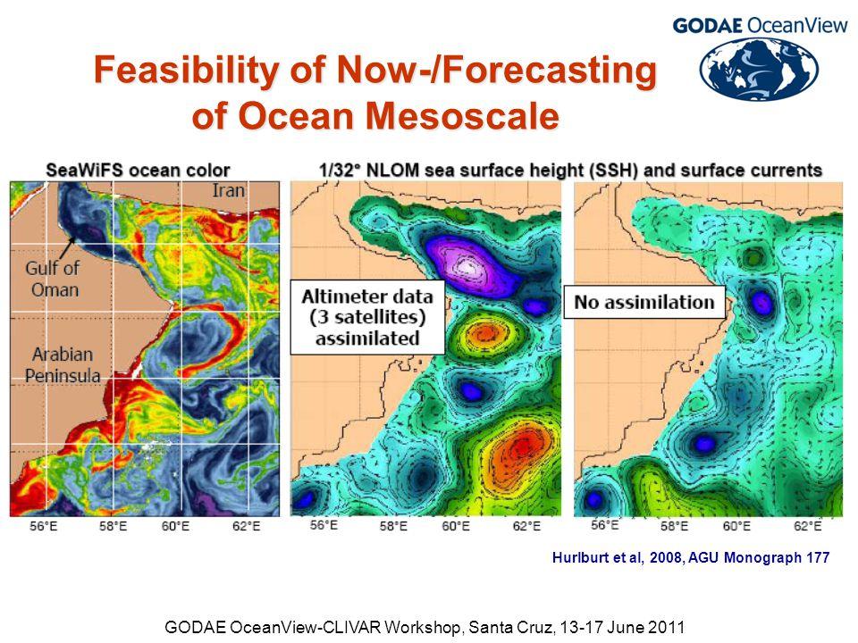 GODAE OceanView-CLIVAR Workshop, Santa Cruz, 13-17 June 2011 AlgaRisk08 integrates environ.