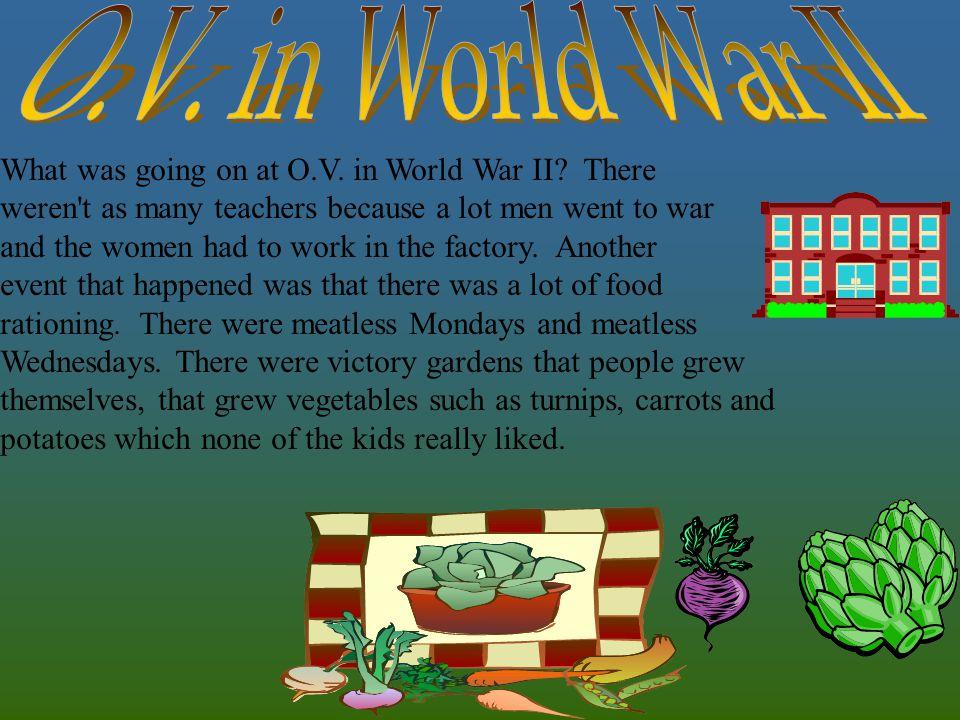 World War II was caused by a number of issues. The cause of the war was mostly about stopping Nazi Germany from taking over the world. The Nazis were