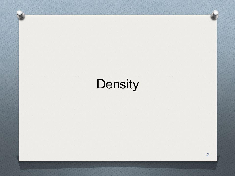 2 Density