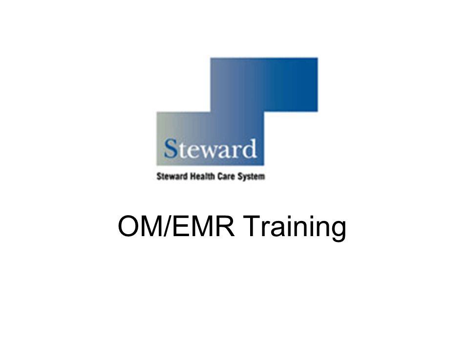 OM/EMR Training