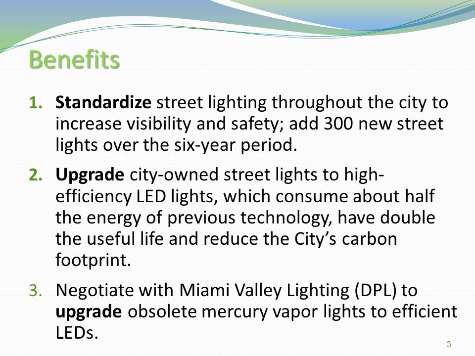 Street Lighting Assessment Facts The assessment will be calculated based on assessed value of the property.