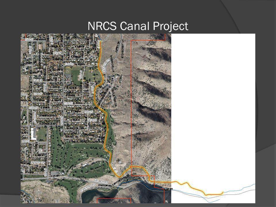 NRCS Canal Project