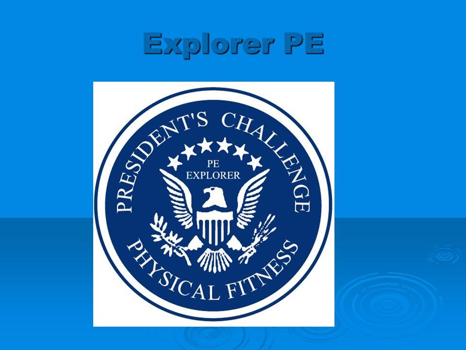 Explorer PE
