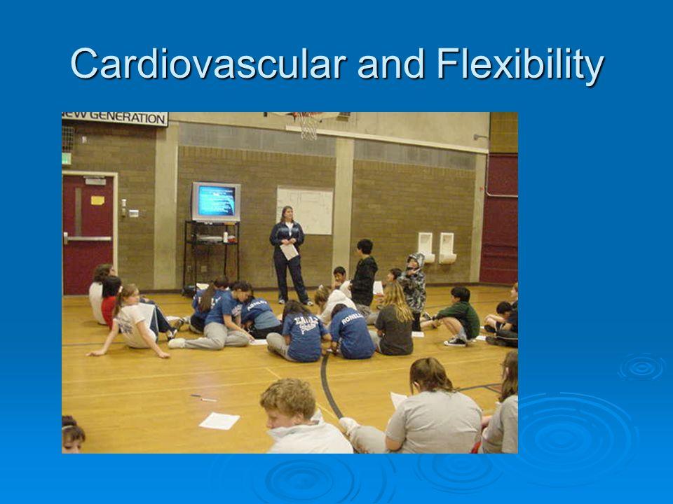 Cardiovascular and Flexibility
