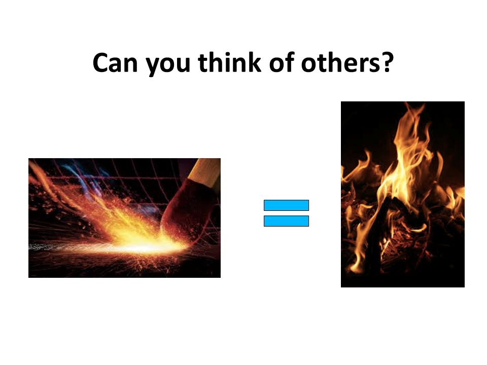 Can you think of others