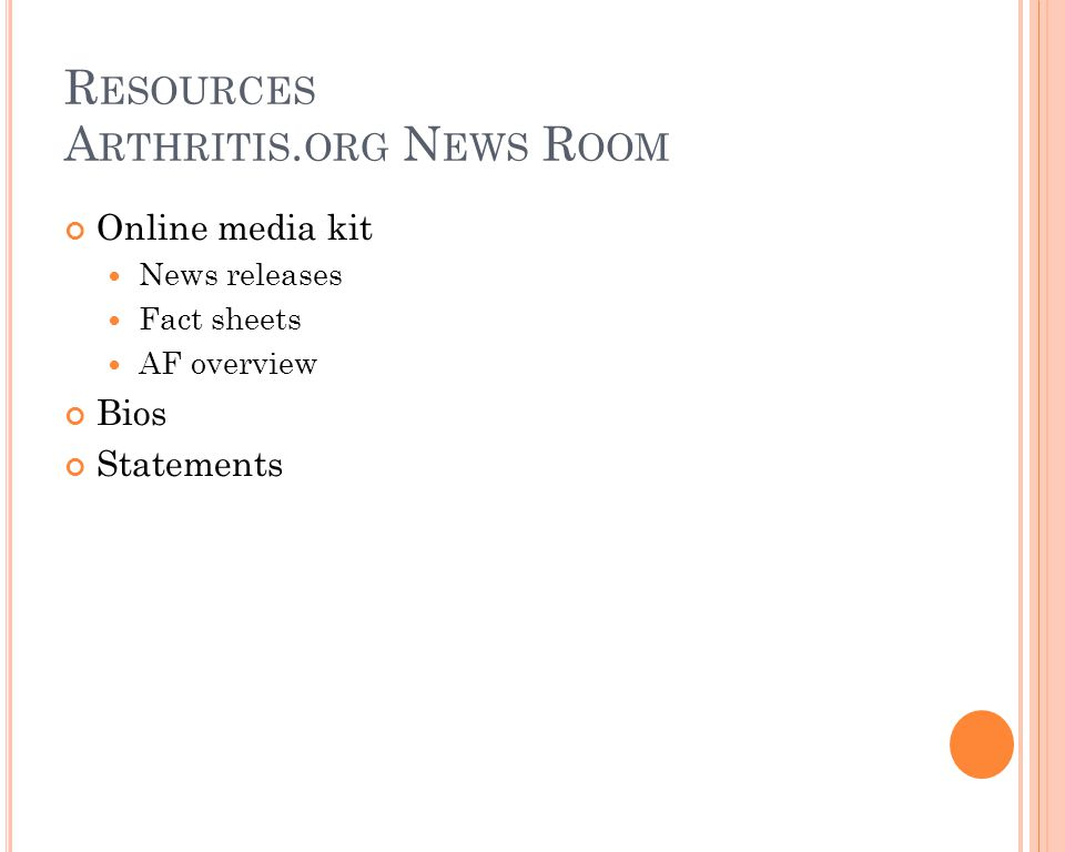 AF PR R ESOURCES Event Kits Walk-in-a-Box Template news releases Public service announcements Messages Logo guidelines