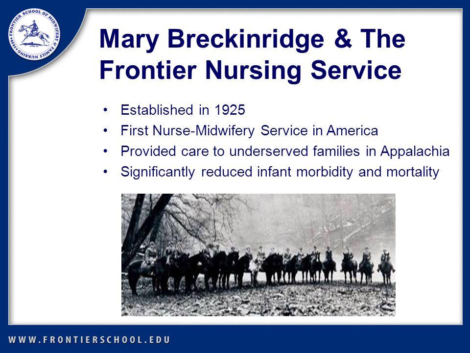 Second Nurse-Midwifery School in the U.S.