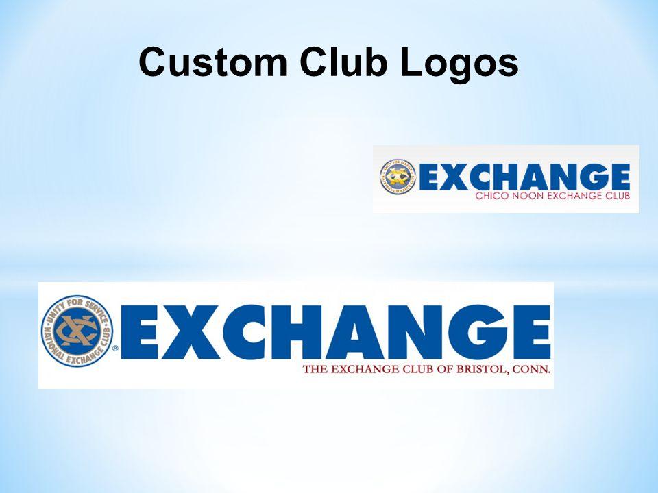 Custom Club Logos