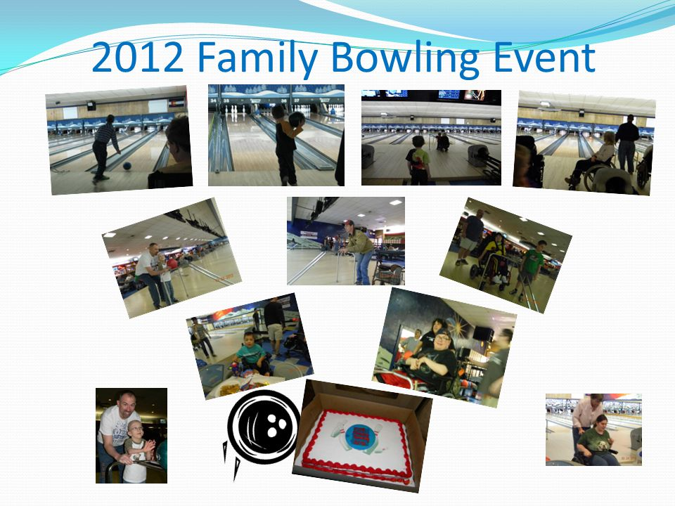 2012 Family Bowling Event