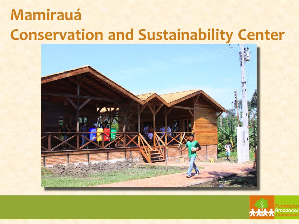 Mamirauá Conservation and Sustainability Center