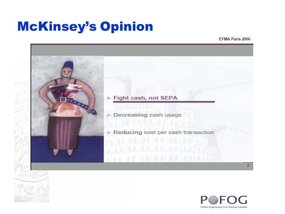 McKinsey's Opinion EFMA Paris 2006