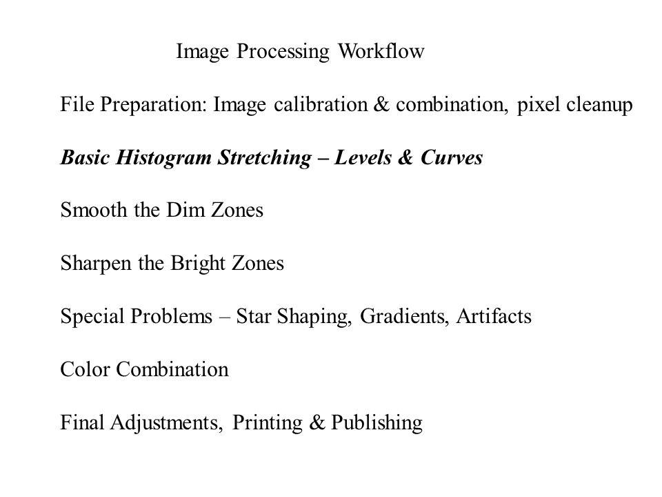 Wodaski's Zone System Each image is broken down into multiple zones.