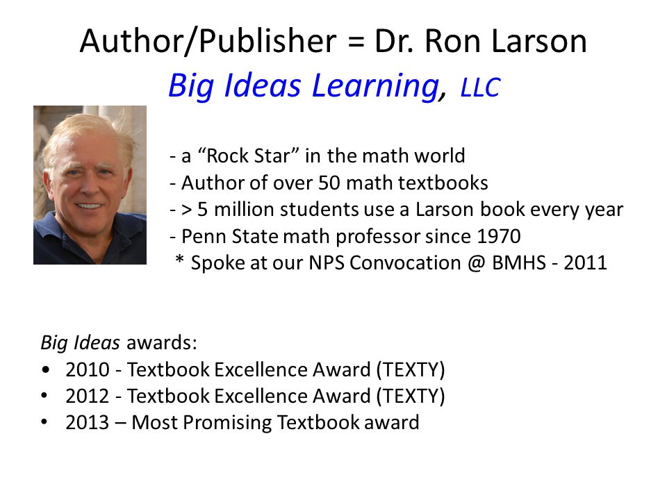 Author/Publisher = Dr.