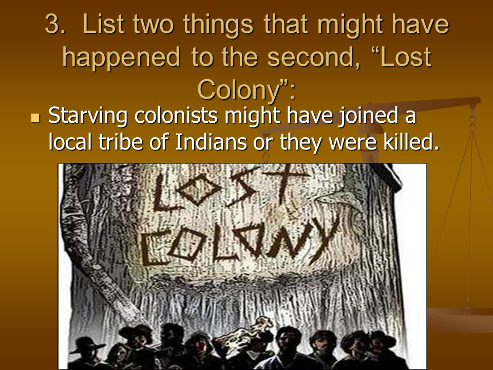 14.Why did the colonists at Jamestown become ill.