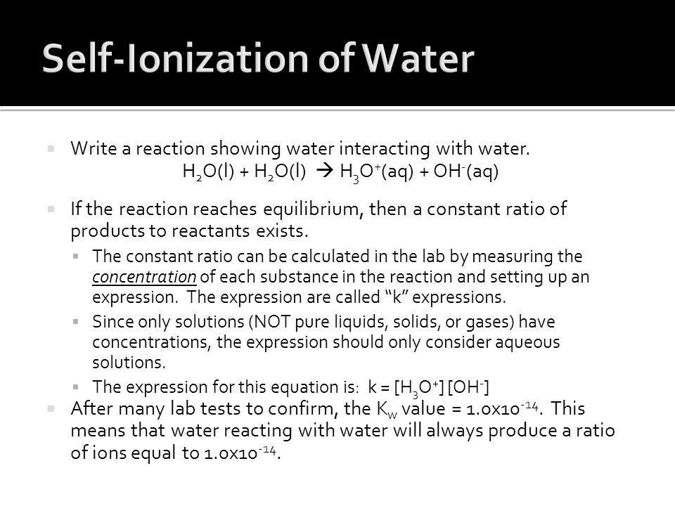  pOH = -log[OH-]  pH + pOH = 14  Example 16.6 (pg.