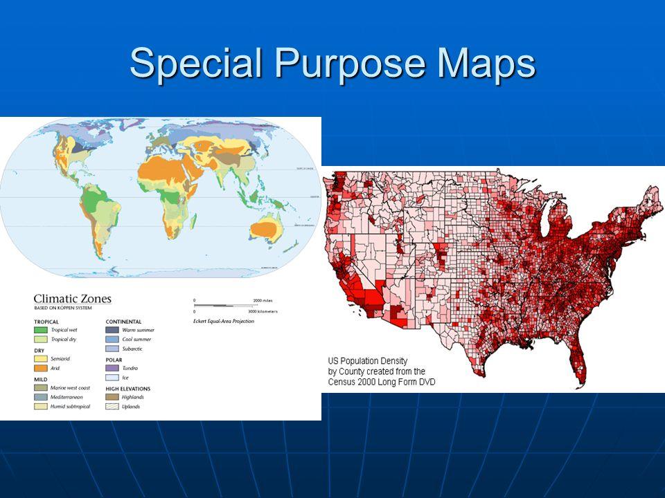 Special Purpose Maps