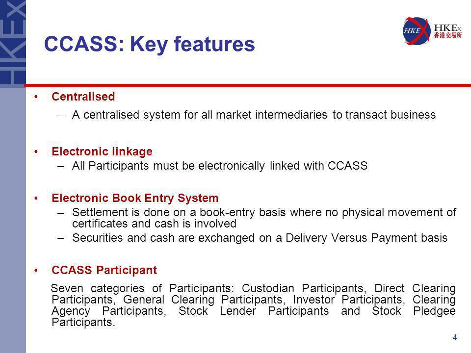 5 CCASS Operations