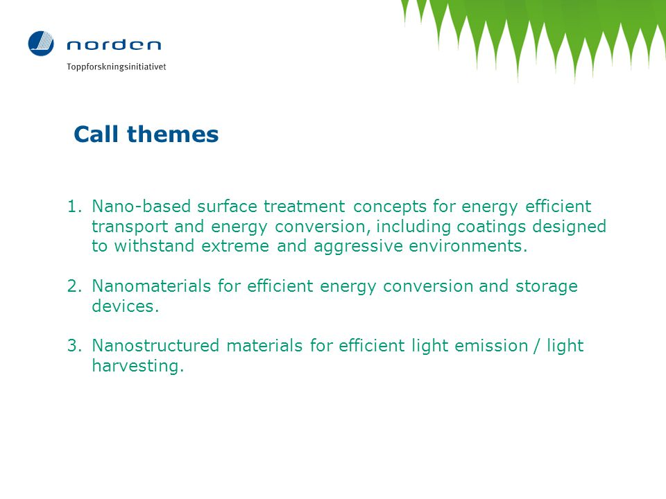 1.Nano-based surface treatment concepts for energy efficient transport and energy conversion, including coatings designed to withstand extreme and aggressive environments.