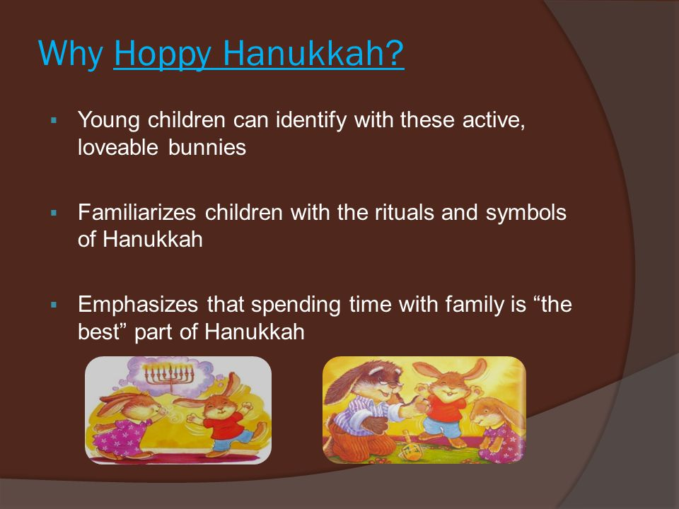 Why Hoppy Hanukkah.