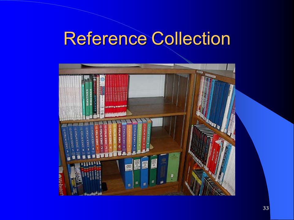 33 Reference Collection