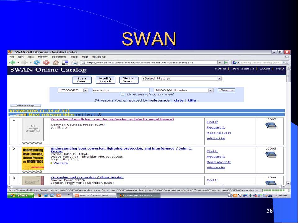 38 SWAN