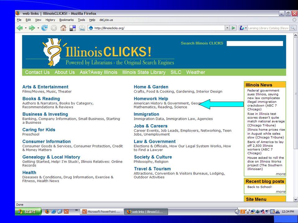 48 Illinois Clicks!