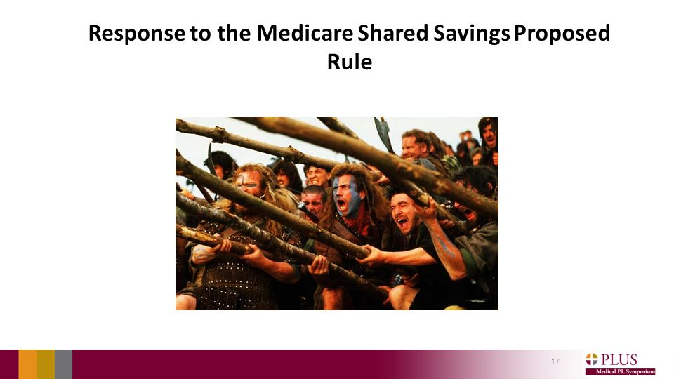 Response to the Medicare Shared Savings Proposed Rule 17