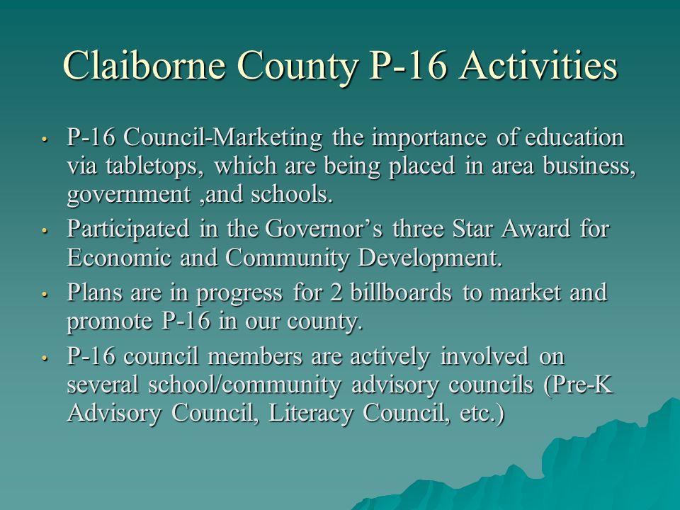 Claiborne School System