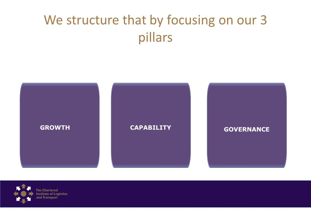 Our programme is underwritten by an explicit declaration of our Values Global Leadership Professionalism Diversity Energy Unity
