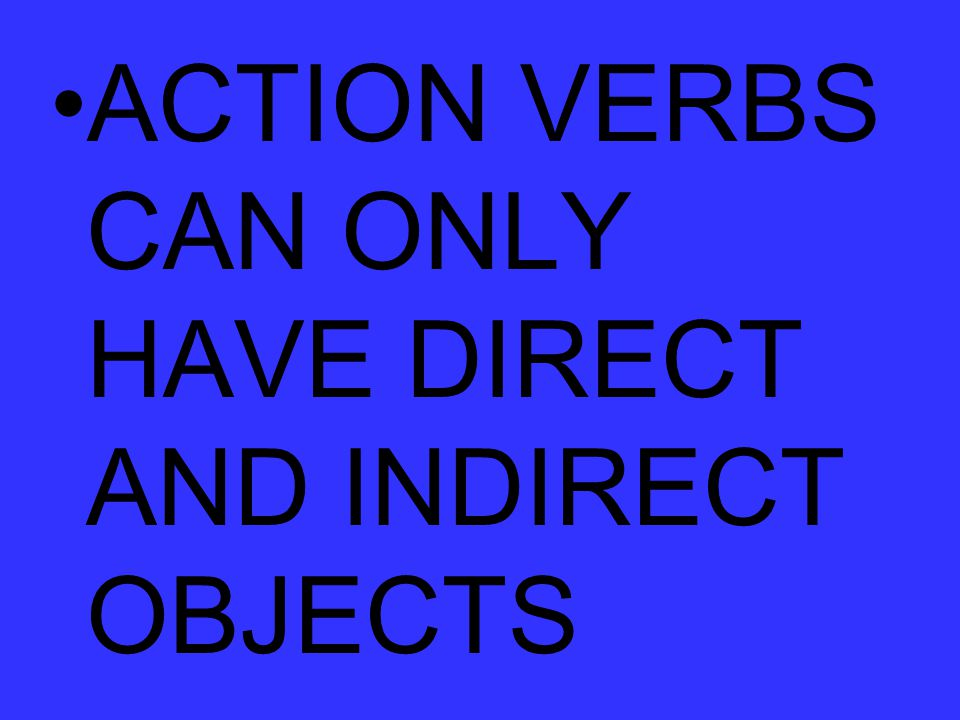 If you have a linking verb… Ask who or what after the verb.