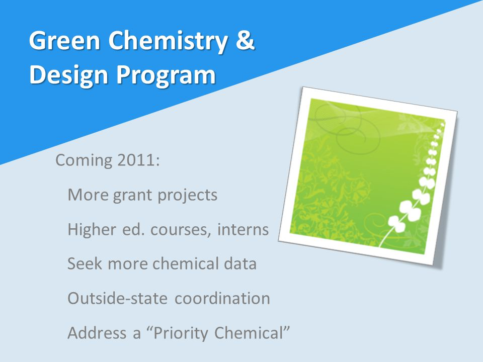 Coming 2011: More grant projects Higher ed.