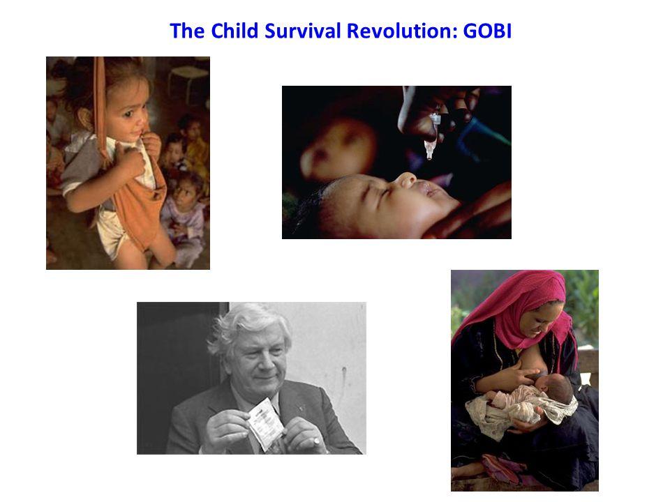 The Child Survival Revolution: GOBI